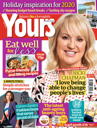 Yours Issue 341