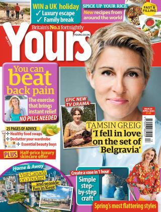 Yours Issue 346
