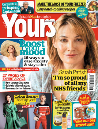 Yours Issue 349