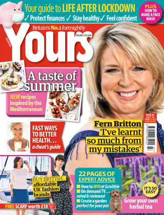 Yours Issue 353