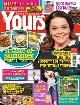 Yours Issue 357