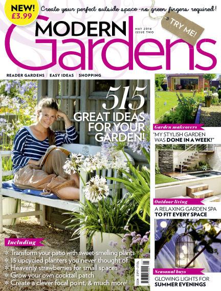 Modern Gardens April 30, 2016 00:00