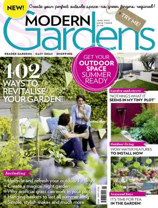 Modern Gardens June 2016
