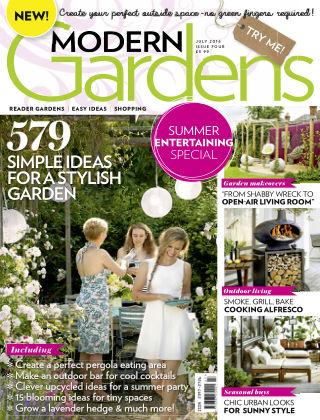 Modern Gardens July 2016