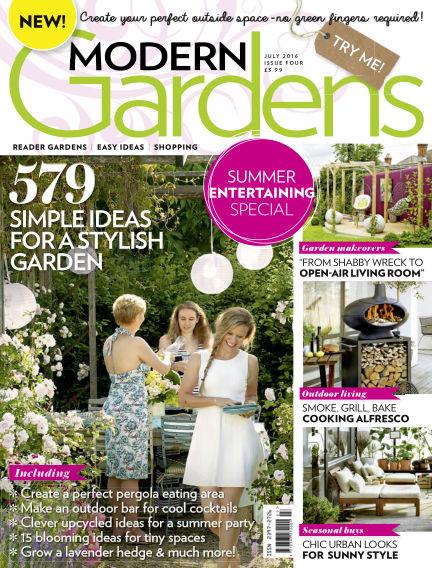 Modern Gardens June 29, 2016 00:00