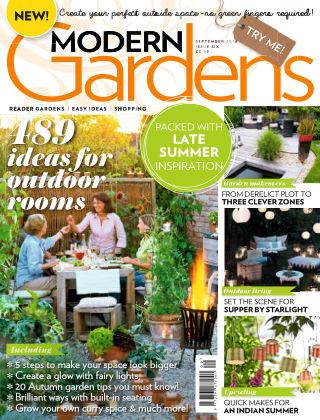 Modern Gardens September 2016