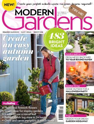 Modern Gardens October 2016