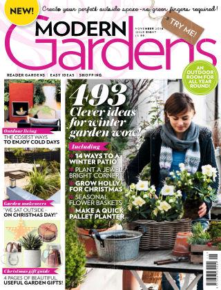 Modern Gardens November 2016