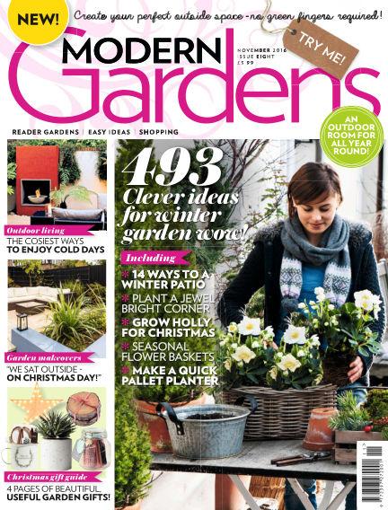 Modern Gardens October 26, 2016 00:00