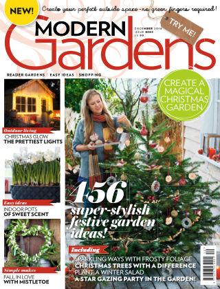 Modern Gardens December 2016