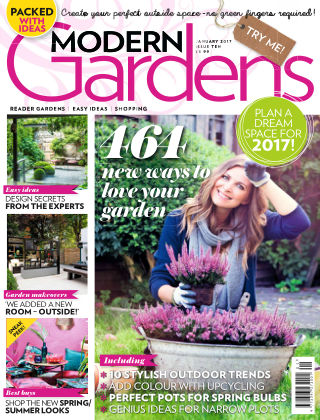 Modern Gardens January 2017