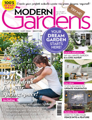 Modern Gardens March 2017