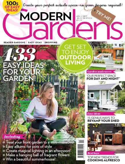 Modern Gardens March 29, 2017 00:00