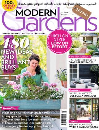Modern Gardens May 2017