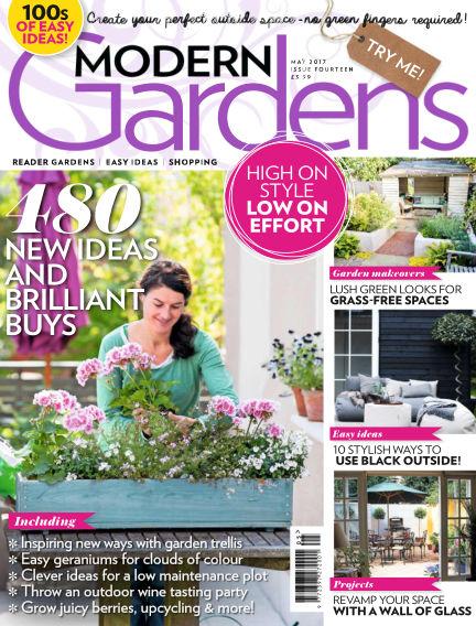 Modern Gardens April 26, 2017 00:00