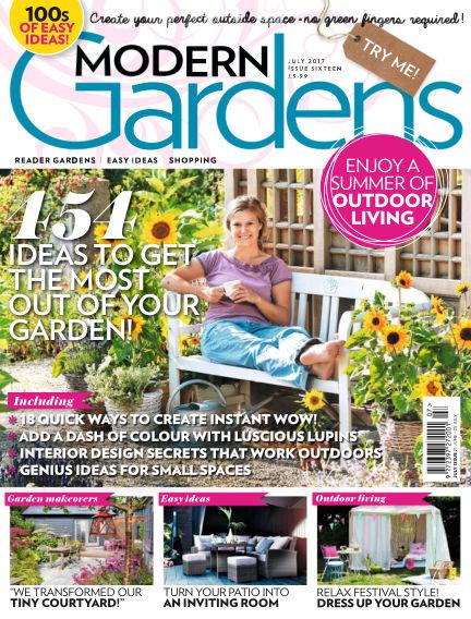 Modern Gardens June 21, 2017 00:00