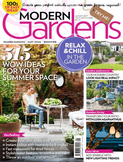 Modern Gardens July 26, 2017 00:00