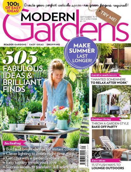 Modern Gardens August 30, 2017 00:00