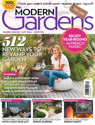 Modern Gardens Oct 2017