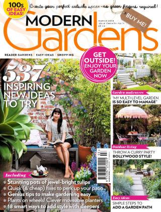 Modern Gardens Mar 2018