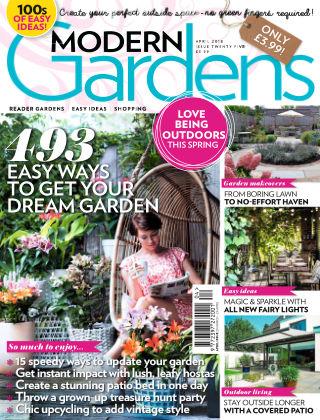 Modern Gardens Apr 2018