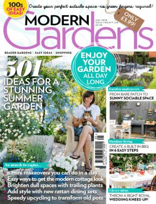 Modern Gardens May 2018