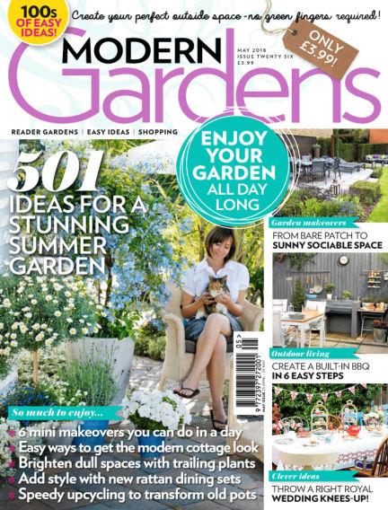 Modern Gardens April 25, 2018 00:00