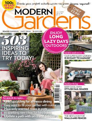 Modern Gardens Jul 2018