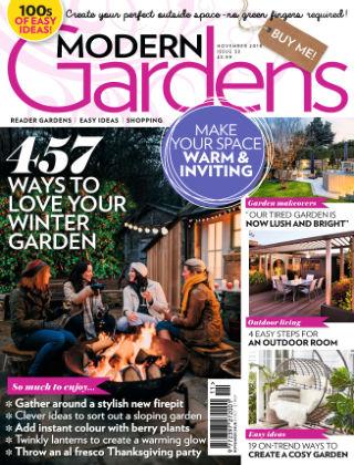 Modern Gardens Nov 2018