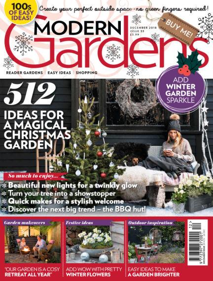 Modern Gardens November 28, 2018 00:00