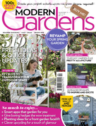 Modern Gardens Feb 2019