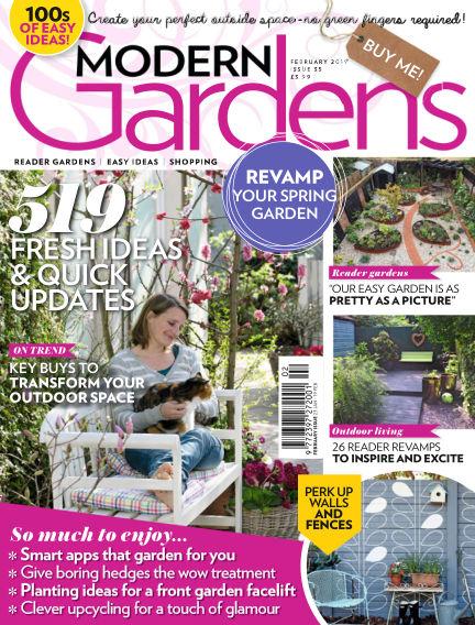 Modern Gardens January 23, 2019 00:00