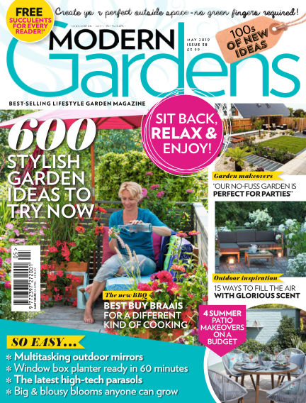 Modern Gardens April 24, 2019 00:00