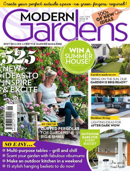 Modern Gardens May 29, 2019 00:00