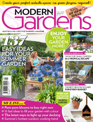 Modern Gardens Jul 2019