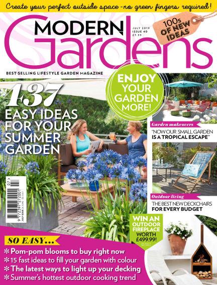 Modern Gardens June 26, 2019 00:00