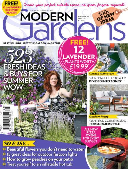 Modern Gardens July 31, 2019 00:00