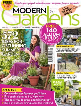 Modern Gardens Sep 2019