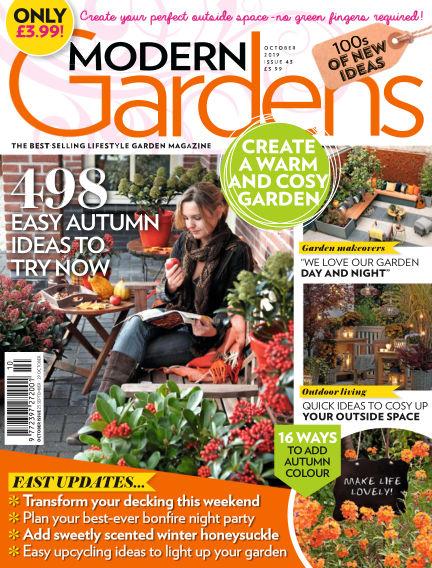 Modern Gardens September 25, 2019 00:00
