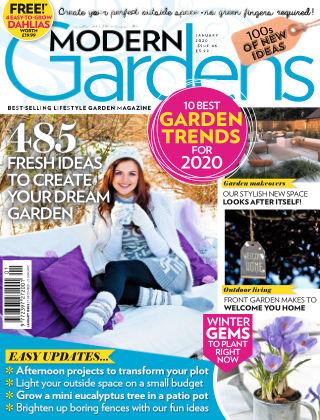 Modern Gardens Jan 2020