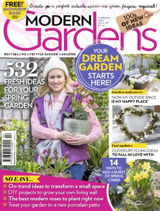 Modern Gardens Feb 2020