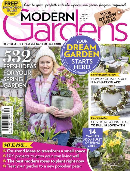 Modern Gardens January 22, 2020 00:00