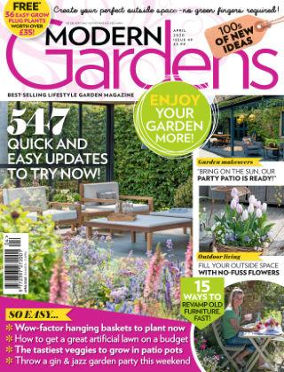 Modern Gardens Apr 2020