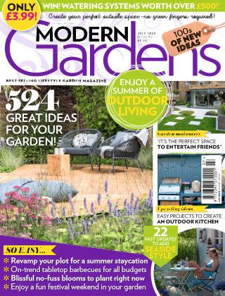 Modern Gardens July 2020