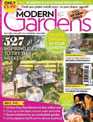 Modern Gardens February 2021