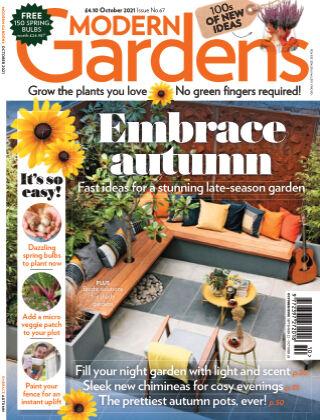 Modern Gardens October-21