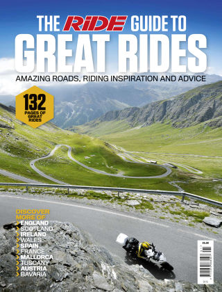 RiDE Specials Guide to Great Rides