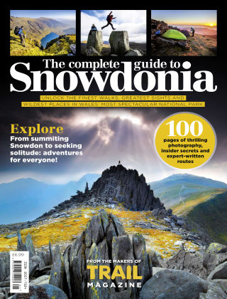 Trail Specials Guide to Snowdonia