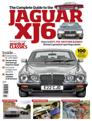 Practical Classics Specials Jaguar XJ6