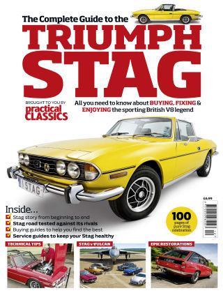 Practical Classics Specials Triumph Stag